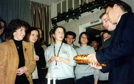 2000: Moscow Hillel